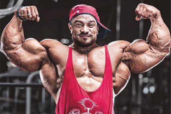 肌肉大萝莉_肌肉巨兽大萝莉的增肌法则–健与美.CN
